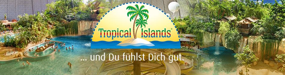Tropical Island Gutschein