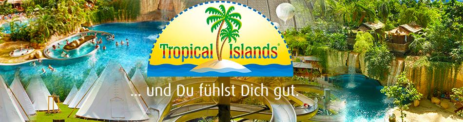 tropical islands im zelt travador. Black Bedroom Furniture Sets. Home Design Ideas